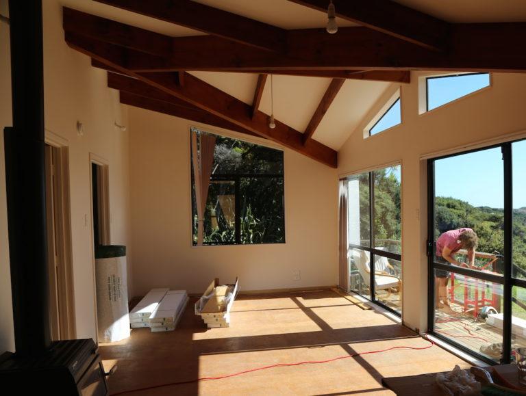 Wohnzimmer mit sagenhaftem Ausblick